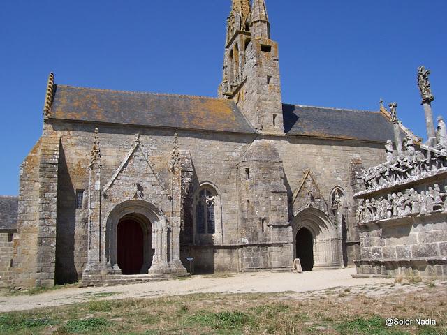 Chapelle Notre-Dame de Tronoën