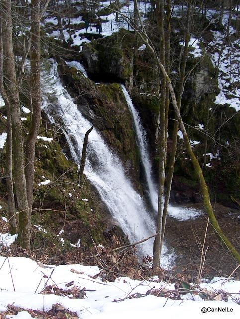 cascade de Heidenbad Wildenstein