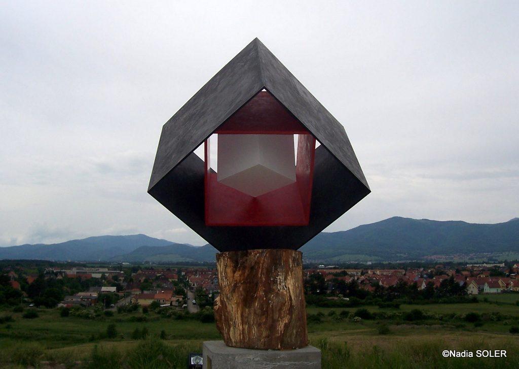 Exposition Terril Amelie 1 Wittelsheim 2008