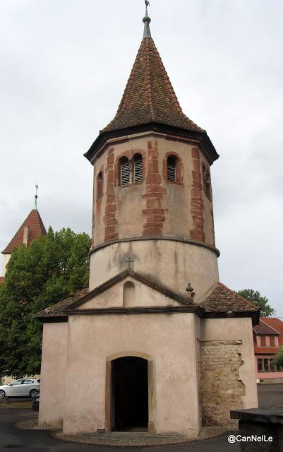 Avolsheim - la Chapelle St Ulrich