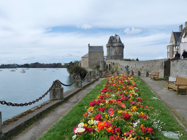 Saint-Servan Tour Solidor