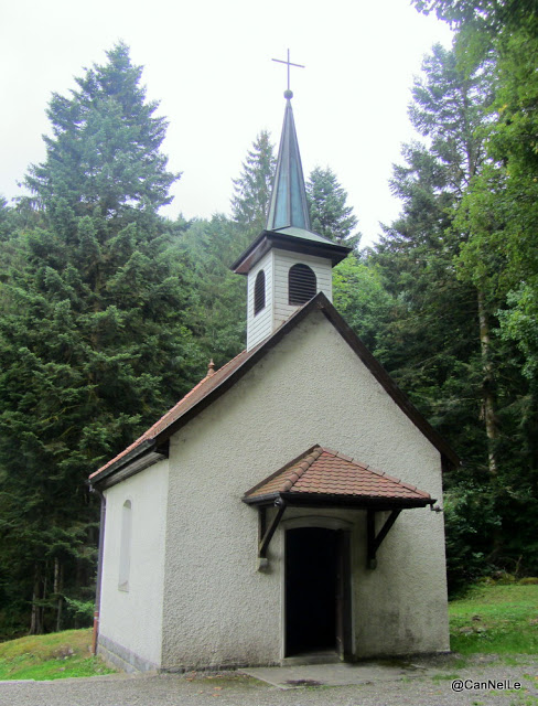 Chapelle Saint Nicolas - Kruth