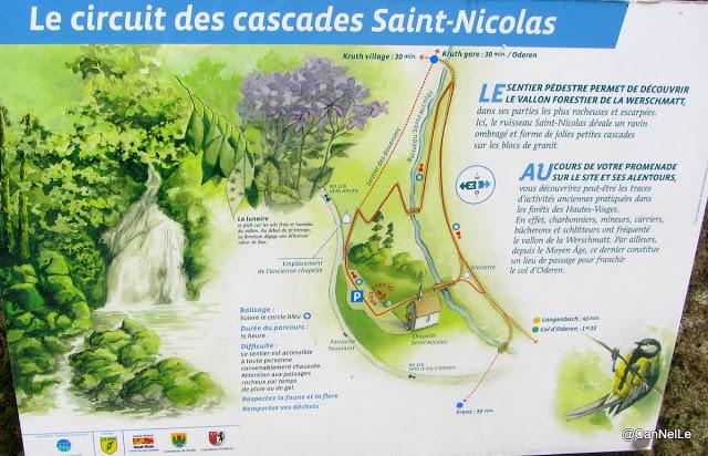 Cascade Saint Nicolas - Kruth