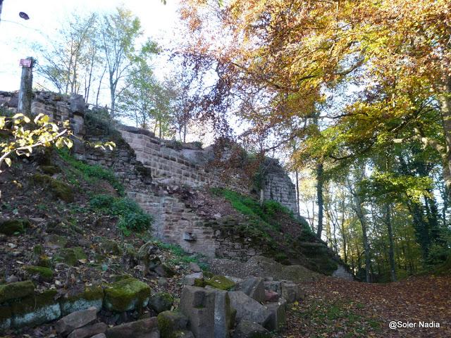 châteaux deGeroldseck
