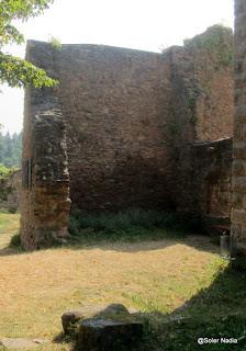 Ruines du Schauenburg - 3eme tour