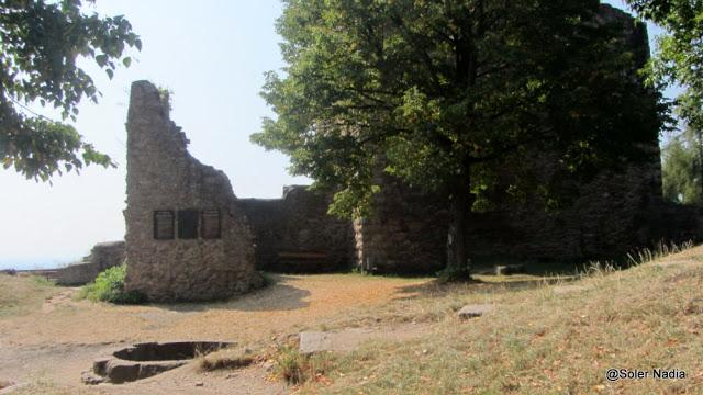 Ruines du Schauenburg - Vestiges de la troisième tour
