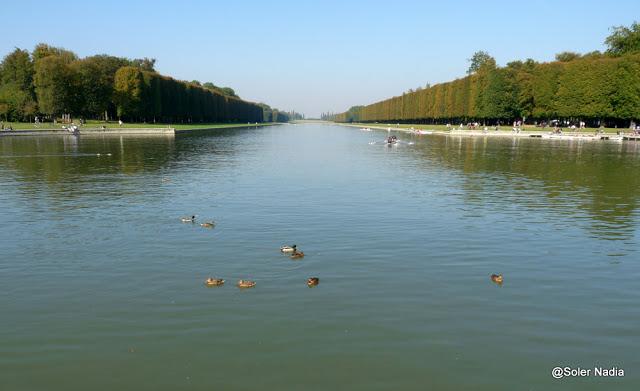 Versailles - le Bassin d'Apollon