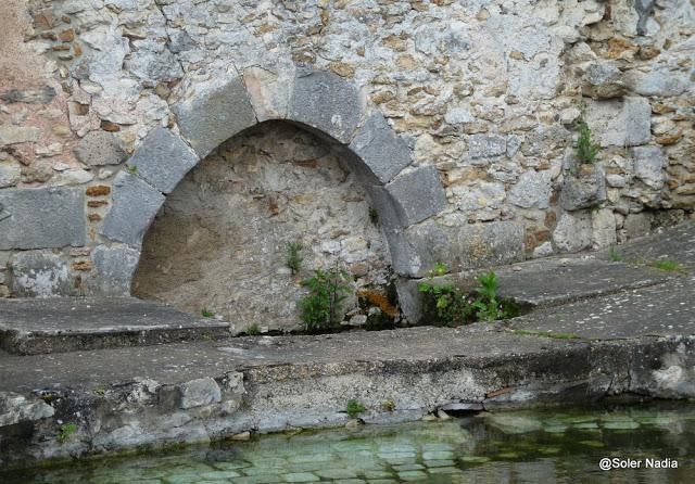 la source de Notre-Dame de la Fontaine