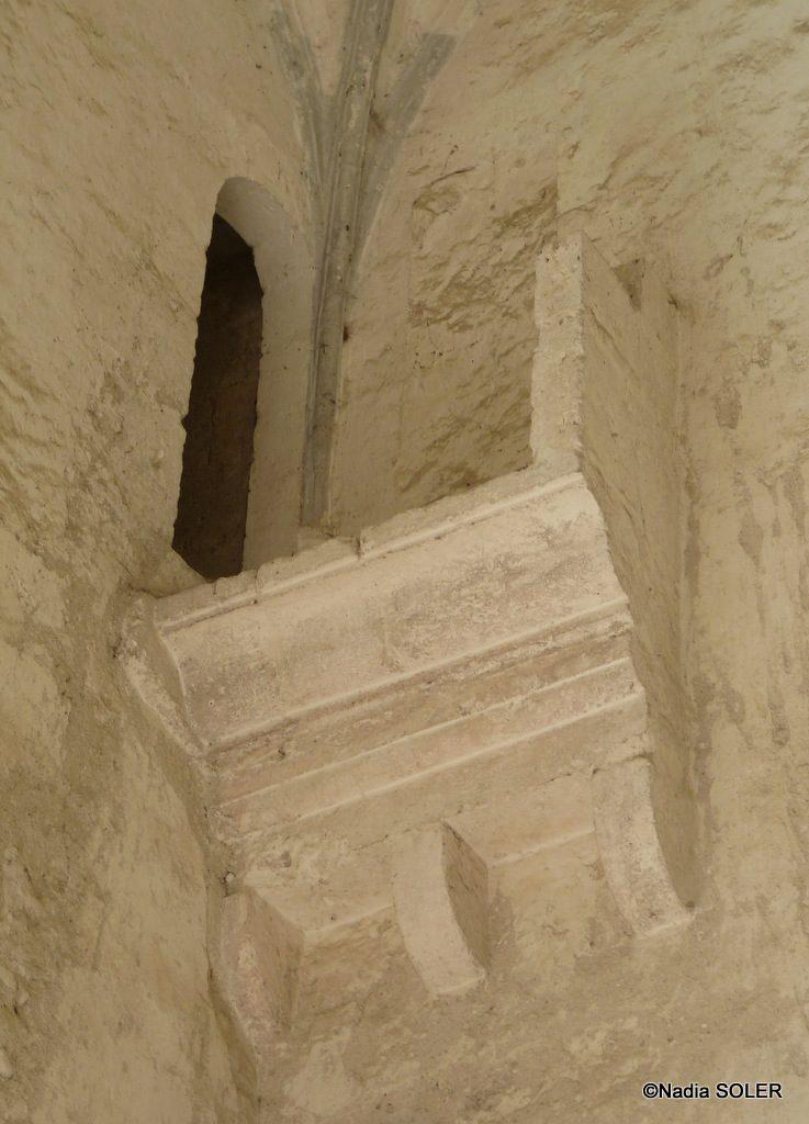 Eglise de Saint-Dyé-sur-Loire - la tour-clocher