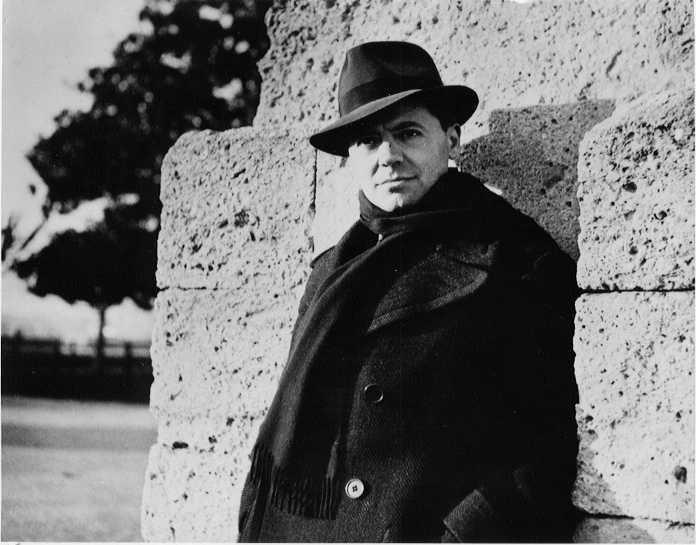Portrait de Jean Moulin © Marcel Bernard / INA