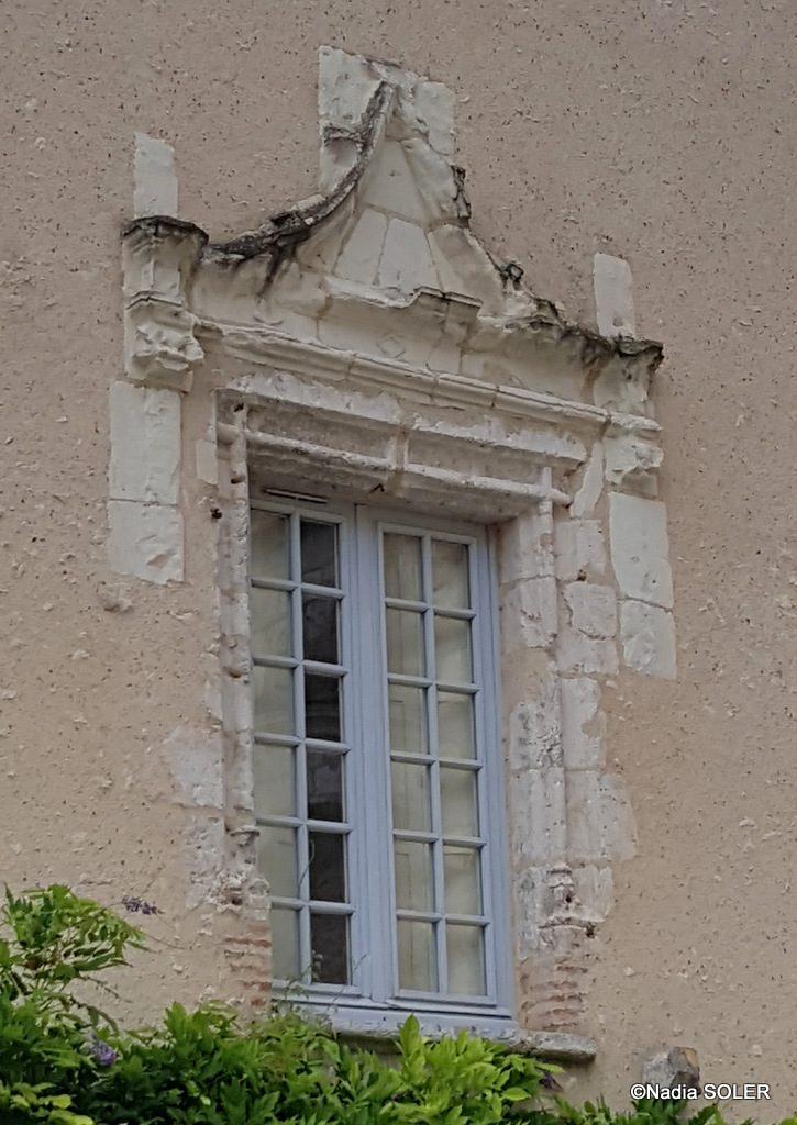 Saint-Dye-sur-Loire - la Maison de l'Evêque