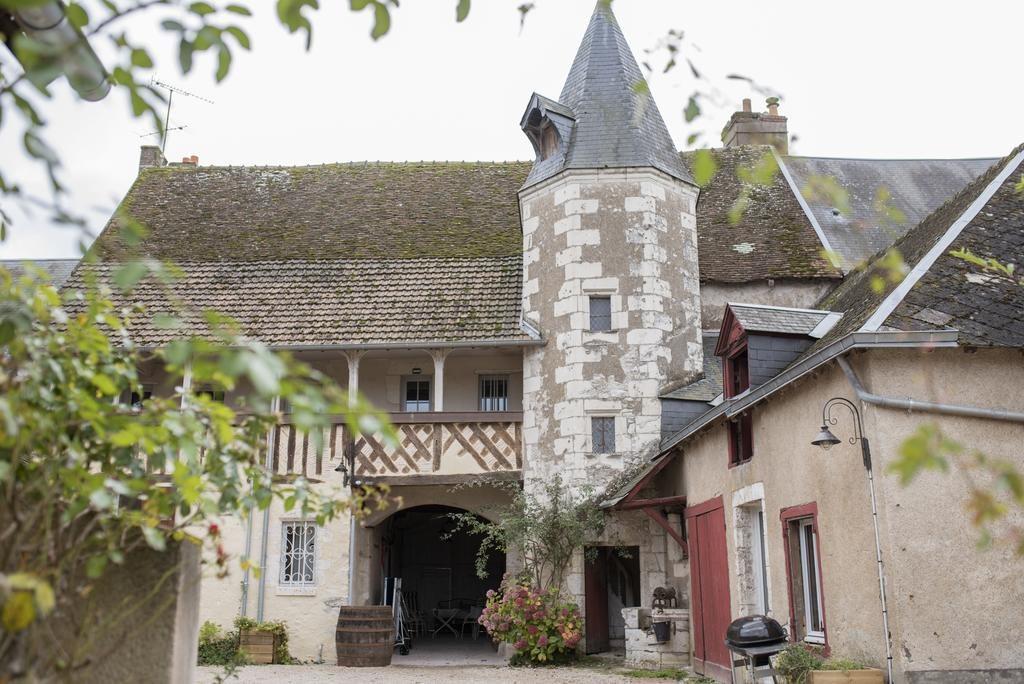 Saint-Dye-sur-Loire - Auberge de la Salamandre/ ©La Closerie de Chambord