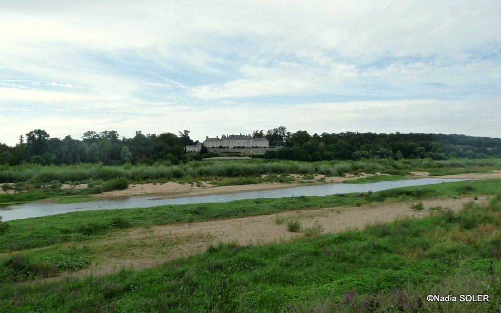 Loire - château des Ménars
