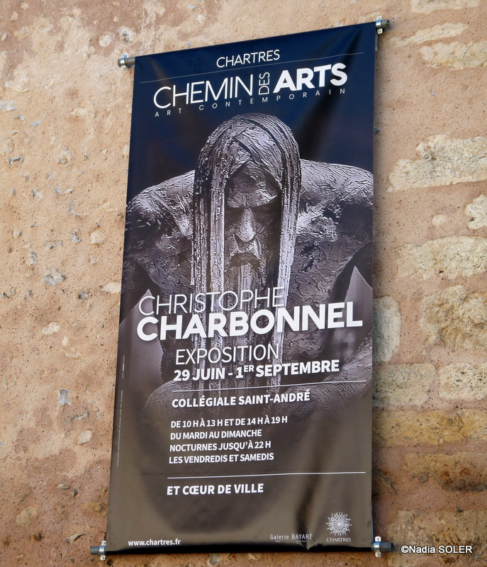 Christophe Charbonnel - Chartres 2019