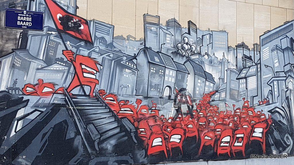 Bruxelles - Street Art