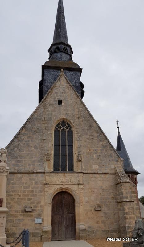 Eglise Saint-Gervais Saint-Protais de Pierres
