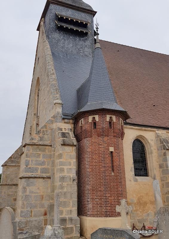 l'Eglise Saint-Gervais Saint-Protais de Pierres