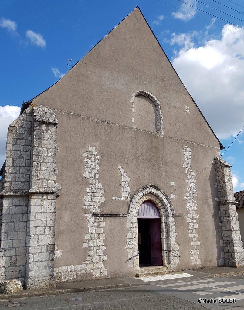 Eglise Saint-Laumer de Luisant
